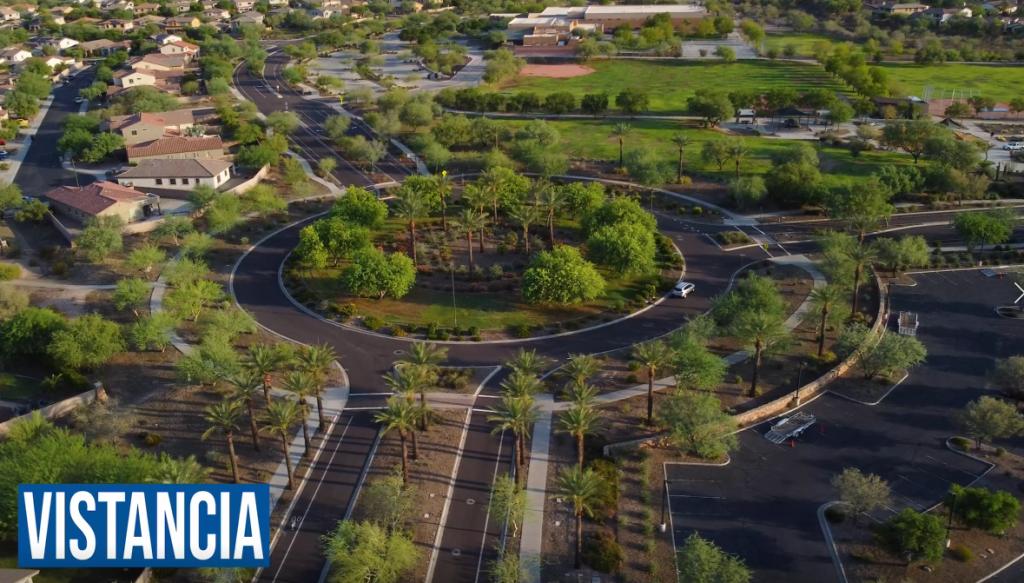 Vistancia In Peoria, Arizona